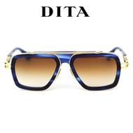 DITA 太陽眼鏡 DTS403 A 03 BLU GLD ( 藍/金) 墨鏡 日本手工眼鏡【原作眼鏡】