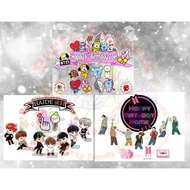 ✹  BTS Dynamite  Army BTS Customized Cake Topper Overload Personalized Cake Topper