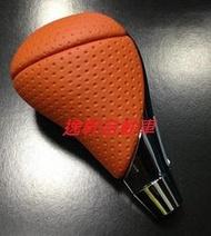 LEXUS(IS-F) 橘色排檔頭 PREVIA GS300 IS250 WISH RX350 LS460