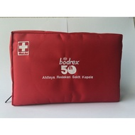 Bodrex 50 Years Old Pouch Not Sold (gift)