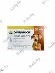 ซิมพาริกาSimparica  5-10  กิโลกรัม