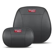 TRD記憶棉頭枕腰靠ALTIS RAV4 CAMRY WISH 86 SIENTA 豐田車用頭枕 汽車枕頭 記憶枕 枕頭