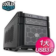 Cooler Master 酷碼 HAF915R 黑1大 Mini-ITX電腦機殼《可堆疊/HAF-915R-KKN1》