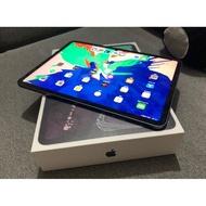(二手)98新Ipad pro 11寸256G 充電48次有盒子的平板電腦保修到2020年9月wifi版