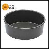 三能6吋 凸點硬膜固定圓形蛋糕 戚風蛋糕模 SN5027~咕咕烘培~