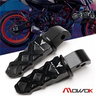 Motorcycle Accessories For Yamaha Mt 07 Mt 03 Mt 09 Aluminum Modified Rear Foot Pedal