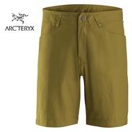【ARCTERYX 始祖鳥 加拿大】CRESTON 短褲 休閒短褲 男款 育空褐 (L07148400)