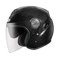 ZEUS安全帽 ZS-625  625 六角碳纖維/ 內墨鏡/ 雙D扣/ 超輕量*贈好禮