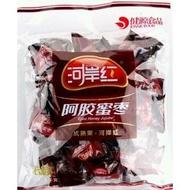 阿膠蜜棗 河岸紅 阿胶 無核蜜棗 大包裝1000g 新鮮 代購(280元)