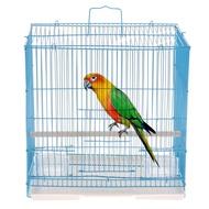 กรงนกนกกรงรังนกหนูแฮมสเตอร์รังเพาะพันธุ์กล่องทำความสะอาดง่ายสุ่ม BQ04