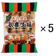 天乃屋 歌舞伎揚醬油仙貝 11片 5入裝 J842981
