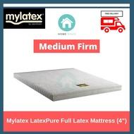 "Mylatex LatexPure 4"" Full Latex Mattress"