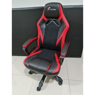 TTRacing Duo V3 Gaming Chair - 2 Years Official black