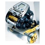 【大眾釣具百貨】DAIWA 新款電動捲線器 LEOBRITZ 500J 拉力:15KG