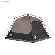 ✇✵☃Coleman Cabin Tent with Instant Setup (4person,6person) [stock in Malaysia]