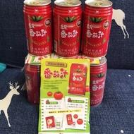 統一 番茄汁🍅100% 茄紅素20毫克 冷破碎技術 一罐340毫升