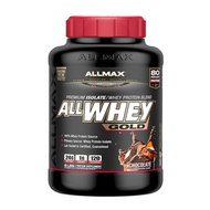 Allmax - AllWhey Gold金裝乳清蛋白粉5磅(朱古力味)
