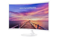 (Samsung) Samsung 32-Inch Widescreen FHD Curved LED Monitor, 1920x1080 Resolution, 16:9 Aspect Ra...