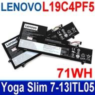 LENOVO L19C4PF5 原廠電池 L19M4PF5 SB10W6527 SB10W65293 Yoga Slim 7 Carbon 13ITL5 Yoga Slim 7-13ITL05