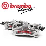 BREMBO HPK GP4-MS 一體成型對四卡鉗組 左右一組 100mm 限量 豐年俐 公司貨