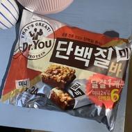韓國 Dr.You Mini 巧克力 堅果能量棒 代餐