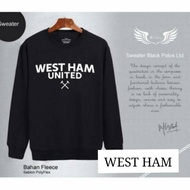 West Ham United Black Sweater