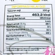 Allaire Bread Flour 1000 Gr Keto / Low Carb Bread Flour @ 1000gram