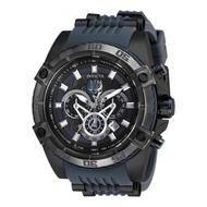 Invicta 稀有限量版33折!漫威黑豹 Marvel Black Panther 鋼索三眼手錶男錶潛水錶26802
