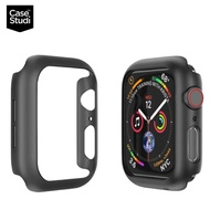 【CaseStudi】Apple Watch 44mm Series4/5/6/SE Explorer 霧透黑 保護殼(AppleWatch保護殼)