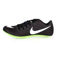(男) NIKE ZOOM JA FLY 3 田徑釘鞋-短距離-附鞋袋 競賽 黑白藍