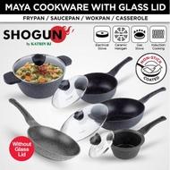 La Gourmet Shogun Maya Frying / Fry Pan / Sauce Pan / Wok / Casserole