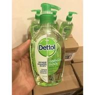 Hot Sale พร้อมส่ง เจลล้างมือ Dettol 200ml ราคาถูก เดทตอล เดทตอลผลิตภัณฑ์ทำความสะอาด