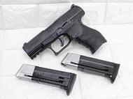 UMAREX PPQ M2 鎮暴槍 11mm CO2槍 雙匣版 ( 防身震撼槍防狼武器保全警衛行車糾紛BB槍短槍手槍