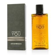 Giorgio Armani 亞曼尼 YOU男性香氛沐浴膠 Emporio Armani Stronger With You All Over Body Shampoo  200ml/6.7oz