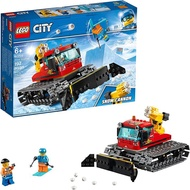LEGO 樂高 City Great Vehicles Snow Groomer 60222 Building Kit(197件)