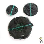 摺疊彈簧鰻魚籠 蝦籠 魚龍 鱔魚籠 鱸鰻籠 鰻籠