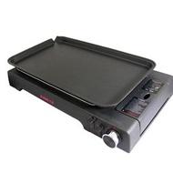 卡旺 鐵板燒瓦斯爐 不沾好清洗  鐵板燒 燒烤 烤肉 BBQ _K1-5300