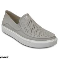 Crocs卡駱馳 (女鞋) 都會街頭洛卡便鞋-204622-101