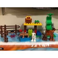 [二手]樂高 得寶 開心農場 lego duplo