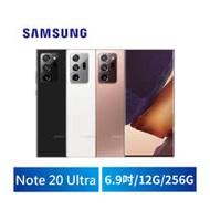 【福利品】SAMSUNG Galaxy Note 20 Ultra 12G/256G  6.9吋八核雙卡5G旗艦極限全螢幕手機