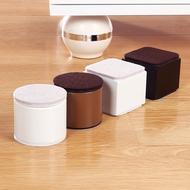 【極速發貨】碳鋼桌腳墊高加厚增高桌腿墊靜音加高家具地板保護墊耐磨桌子腳墊