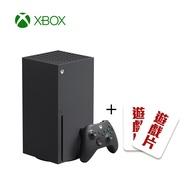 【618特惠組】Xbox Series X主機 + 超熱銷遊戲 X2 RRT-00020☆期間限定96折☆