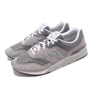 【NEW BALANCE】休閒鞋 CM997HCAD 男女鞋 紐巴倫 997H 元祖灰 經典 情侶鞋 避震 穿搭 灰(CM997HCAD)
