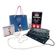 Holic 迪士尼米奇成人平面口罩盒裝豪華六件組(萊潔製造)