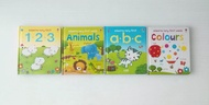 Usborne Very first set4 books
