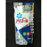 [好市多]Ariel 抗菌防臭洗衣精補充包 720公克,Ariel 50倍抗菌超濃縮洗衣精瓶裝
