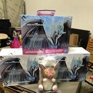 代理 魔物獵人 一番賞 最後賞 冰咒龍 c賞 溫泉銀猴