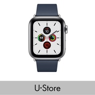 [USTORE] Pre-order Apple Watch Series 5 GPS+Cellular Stainless Steel Case with Modern Buckle Silver 40mm