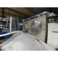 日立氣冷冰水主機15RT噸 220v