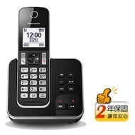 Panasonic國際牌DECT數位答錄中文無線電話 KX-TGD320